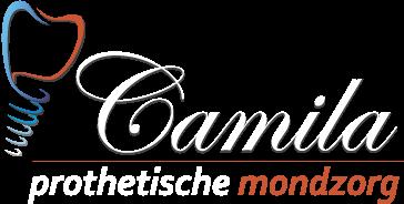 Camila Prothetische Mondzorg Logo